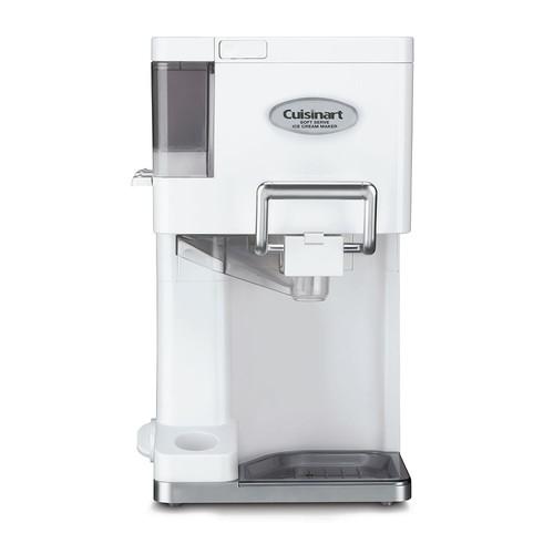 Cuisinart ICE-45 Mix It In Soft Serve 1-1/2-Quart Ice Cream Maker, White [White] $42.95