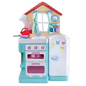 Peppa Pig Giggle & Bake Kitchen only $47 $46.45