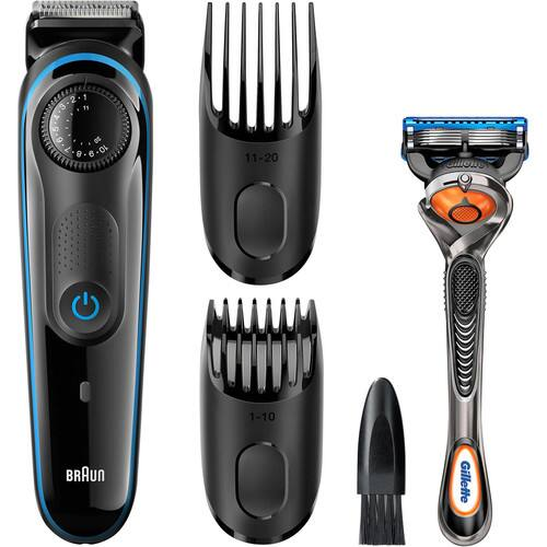 Braun BT3040 Men's Ultimate Hair Clipper / Beard Trimmer with 39 Length Settings for Ultimate Precision $17.5