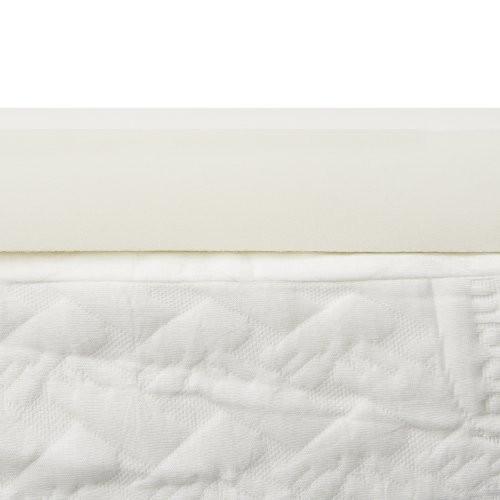 LUCID 2 Inch Foam Mattress Topper Twin size 3-Year Warranty [Twin] $14, Twin XL $13 $12.36