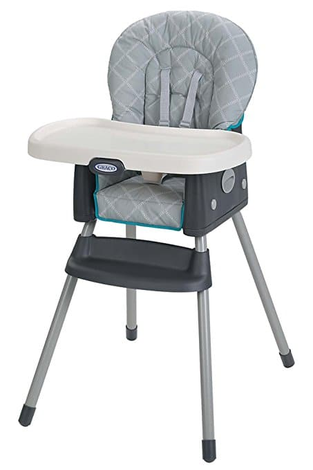 Graco SimpleSwitch High Chair, Finch $51.19