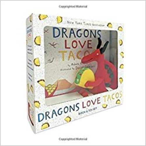 Dragons Love Tacos Book and Toy Set $5.76