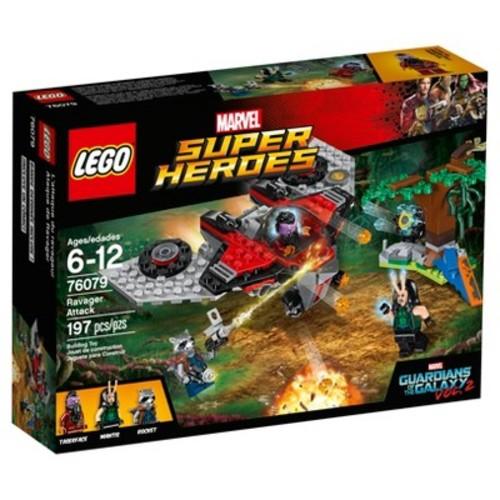 LEGO Marvel Super Heroes Ravager Attack 76079 Superhero Toy $12.44