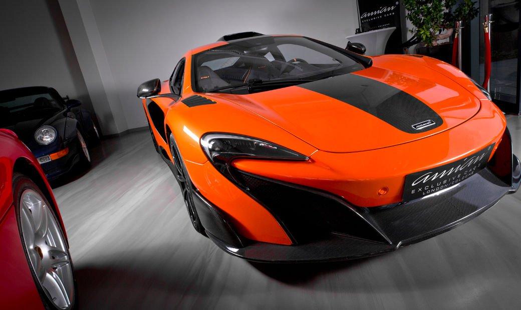 McLaren 675 LT *** MSO Full Carbon Package *** $330.00