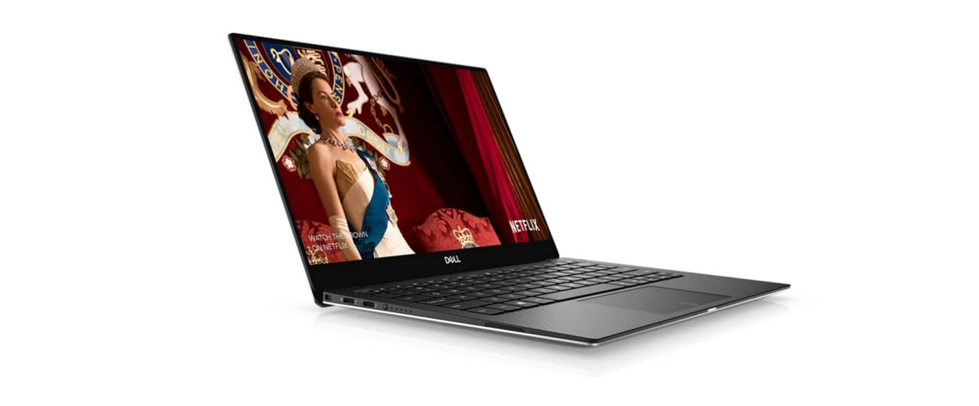 Dell XPS 9370 13.3'' 4K touch screen, i7-8550U,8G RAM, 256G SSD $979.99