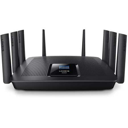 Linksys AC5400 Wireless Router for $229