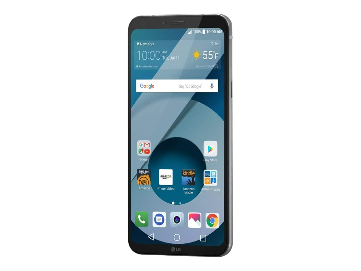 Unlocked LG Q6 32GB 4G LTE GSM Android Phone for $139 + free
