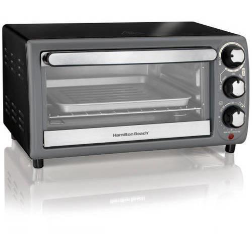 Walmart Hamilton Beach Toaster Oven | Model# 31148 $19.96