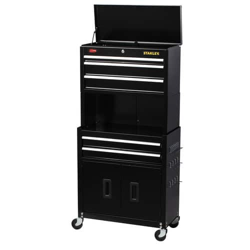 Stanley 24-Inch 5-Drawer Tool Chest and Cabinet $40-$50 YMMV
