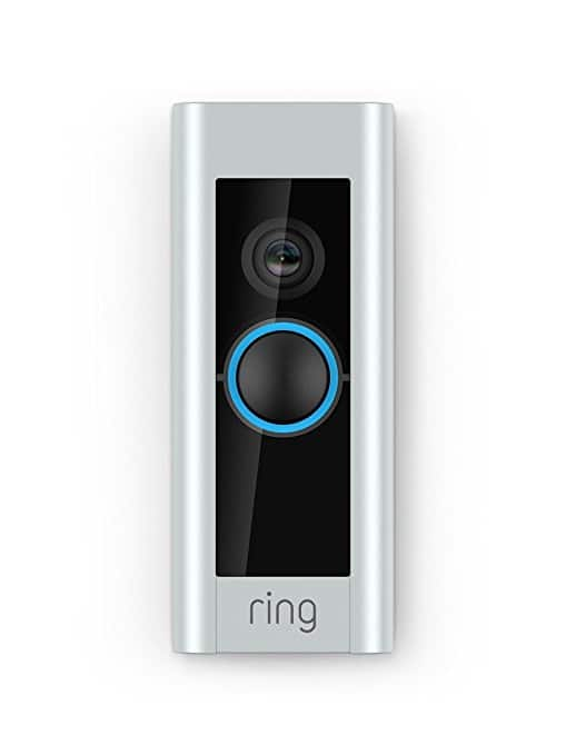 [NEX] Military/Vet only Navy Exchange Ring Pro Video Doorbell $150 free shipping