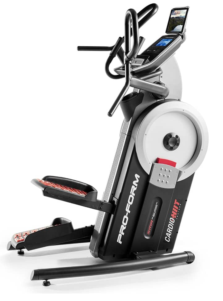 Amazon: ProForm HIIT Trainer PRO, Hybrid Elliptical and Stepper $999 + Expert Assembly