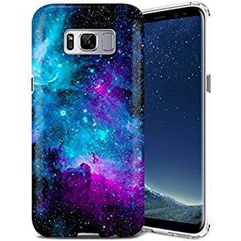 Samsung Galaxy S8 flexible beauty pattern case, $3