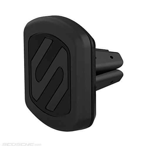 SCOSCHE MAGVM2B Magnetic Car Vent Mount for iPhones, Samsung Galaxy, HTC One, Lg G3 Frustration - Free Packaging, Black [Black] $12.84