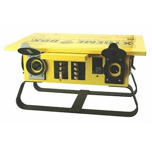 Southwire 1970 Xtreme Box Straight Blade Portable Power Distributor $400.79