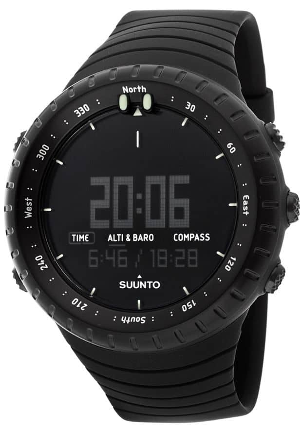Suunto Core All Black Military Men's Outdoor Sports Watch - SS014279010 For $139.99 @ eBay