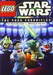 LEGO Star Wars: The Yoda Chronicles DVD For $5 @ Amazon
