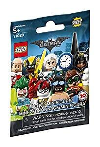 LEGO 71020 Minifgure THE LEGO BATMAN MOVIE Series 2 - 1 Figure For $3.99 @ Amazon