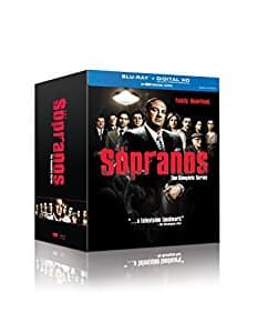 The Sopranos: The Complete Series (Blu-ray + Digital HD) $49.99 + Free Shipping @ Amazon