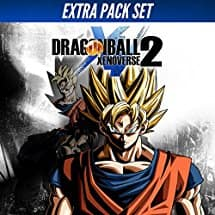 Dragon Ball Xenoverse 2 - Extra Pack Set - PS4 [Digital Code] For $10.19 & Season Pass for $14.99 @ Amazon
