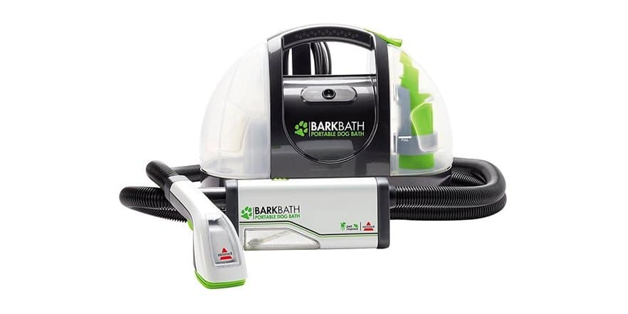 Bissell 1844A BarkBath Portable Dog Bath System For $99.99 @ Woot (Free shipping for Prime)