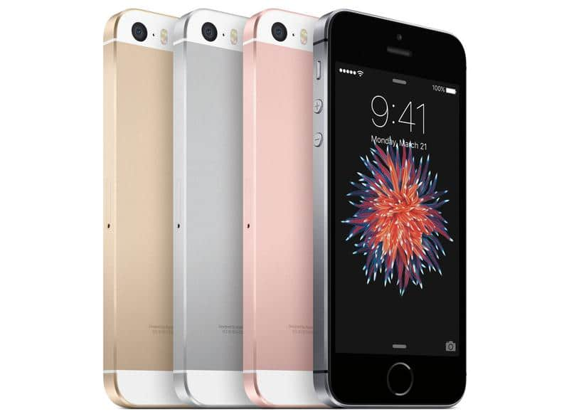 iPhone SE (32GB) AT&T Prepaid In-Store $50 (with purchase of $30 credit)