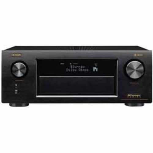 Denon 9.2-Channel Full 4K Ultra HD Network AV Receiver with HEOS $749