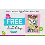 Free 8x10 Collage Print at Walgreens + Free In Store Pickup