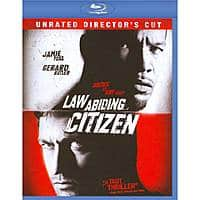 Blu-rays Movies: Law Abiding Citizen, Gangs of New York, Cast Away