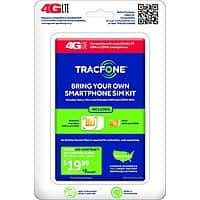 TracFone Bring Your Own Smartphone SIM Kit