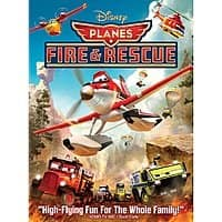 Disney Movies (Digital Code): The Lone Ranger, Planes: Fire & Rescue