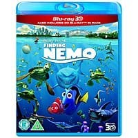 Disney 3D Blu-rays (Region Free): Finding Nemo, Up, Cars, Planes