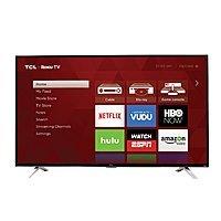 "65"" TCL 65US5800 4K UHD Roku Smart LED HDTV"