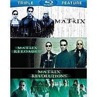The Matrix Triple Feature (Blu-ray)