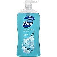 32oz Dial Body Wash (Spring Water)