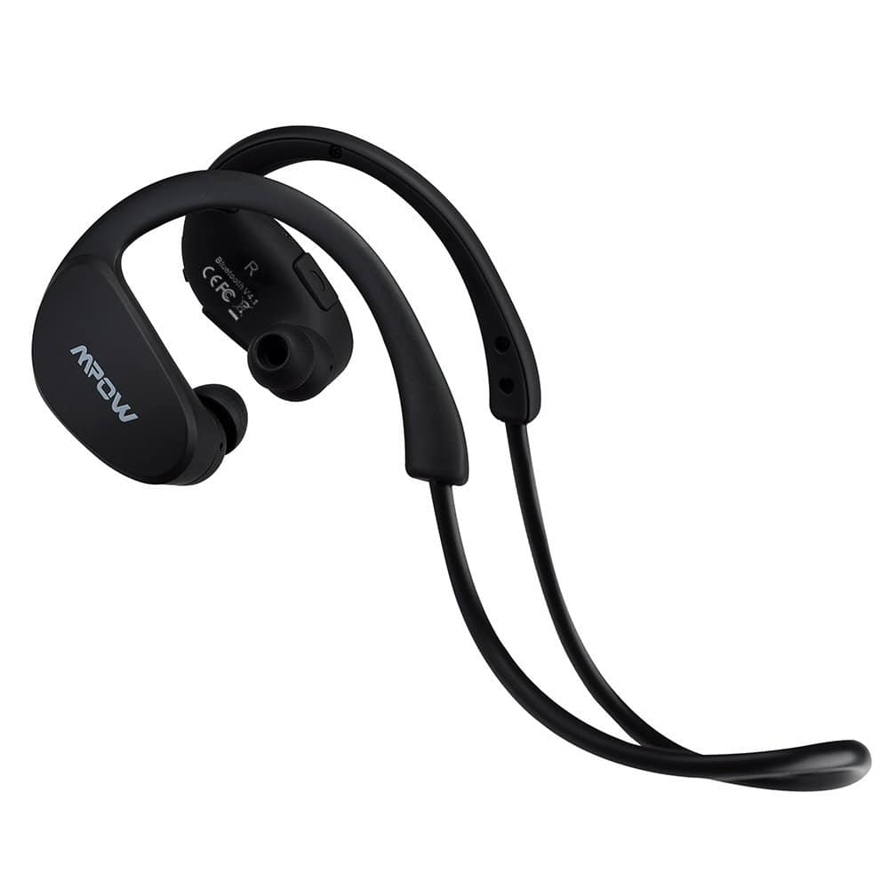 Mpow Cheetah Wireless Bluetooth 4.1 Sports Headphones  $21 + Free Shipping