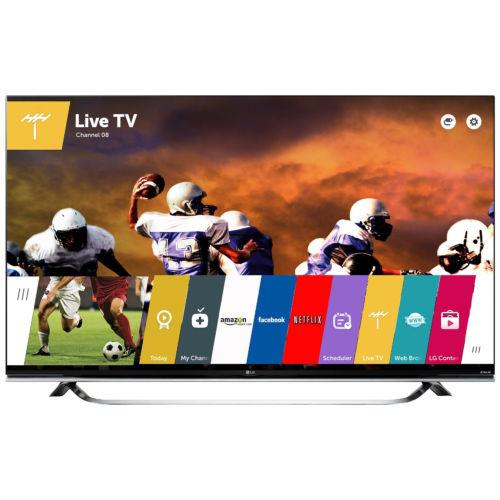 "60"" LG 60UF8500 4K Ultra HD 3D Smart LED HDTV  $1200 + Free Shipping"