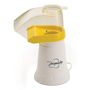 Presto PopLite Hot Air Popcorn Popper  $13 + Free Shipping