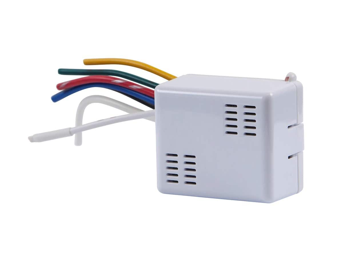 Monoprice Z-Wave In-Wall On/Off Single Relay Module  $25.40
