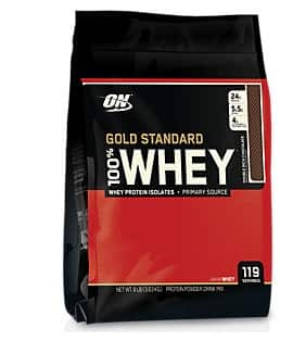 8lbs Optimum Nutrition Gold Standard 100% Whey Protein Powder (Double Rich Chocolate) $62.99 + Free Shipping