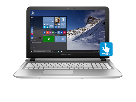 HP 15t Touch Laptop: i5-6200U, 8GB DDR3, 1080p Screen, GeForce 940M, 1TB, DVDRW, Win 10 $545 after $45 slickdeals rebate + free shipping