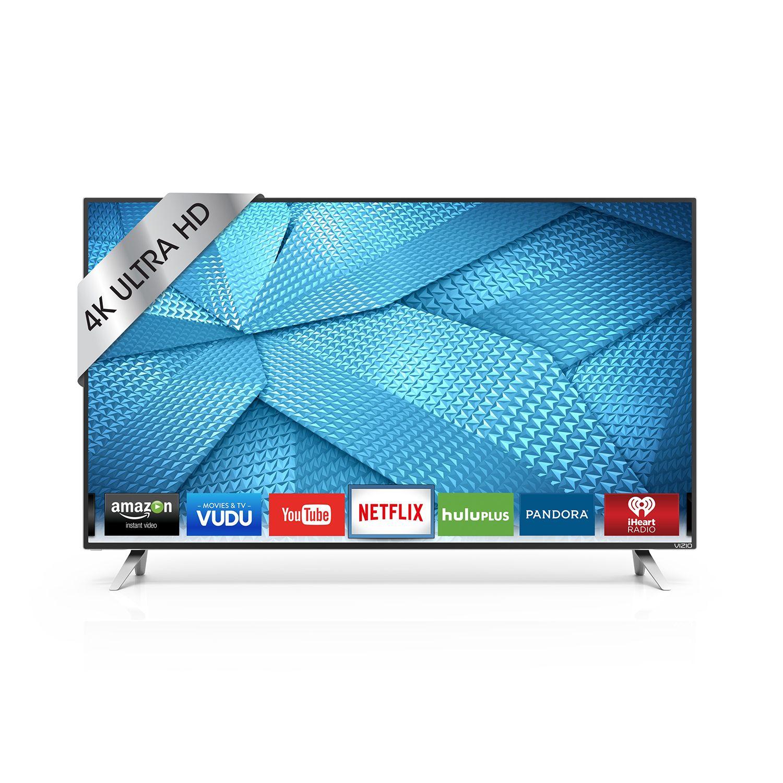 "VIZIO 49"" Class 4K Ultra HD LED Smart TV M49-C1  $499 at Sam's Club"
