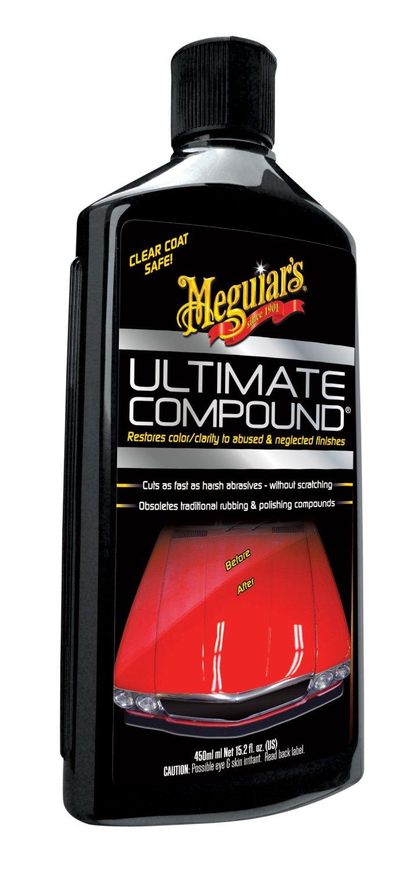 15.2oz Meguiar's Ultimate Compound Auto Color & Clarity Restorer  $8 + Free Store Pickup