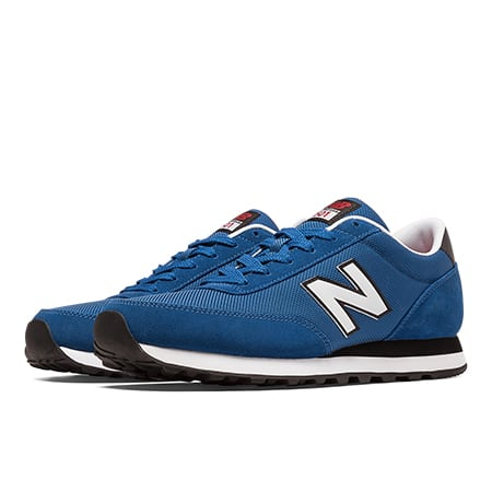 Men's New Balance 501 Outdoor Shoe (Blue)  $31.50 + Free Shipping