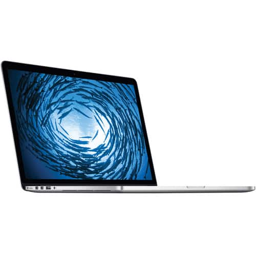 """15.4"""" MacBook Pro Notebook Computer with Retina Display $1599 Free Parallels @ B&H Photo w/ Free Shipping"""