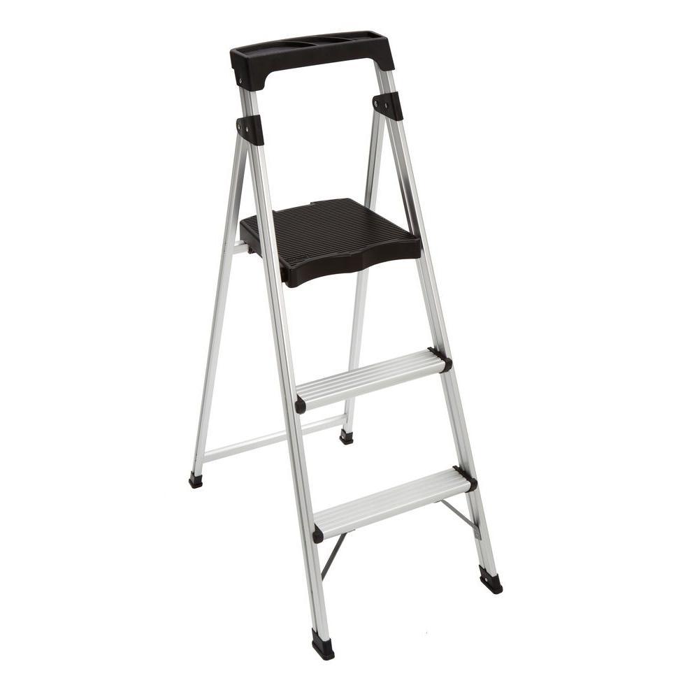 Gorilla Ladders 3-Step Stool Ladder - Free Pickup - $14.98