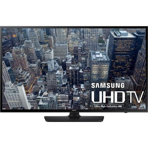 "Samsung - 48""  Smart - 4K Ultra HD TV - Model: UN48JU6400FXZA $499"