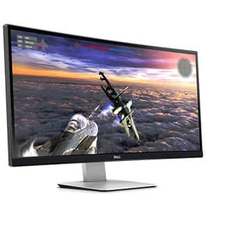 Dell U3415W for $679 with $250 egift promo and 2 day free shipping