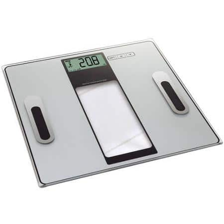Super Slim Body Fat Hydration Monitor Scale  $9 + Free Store Pickup