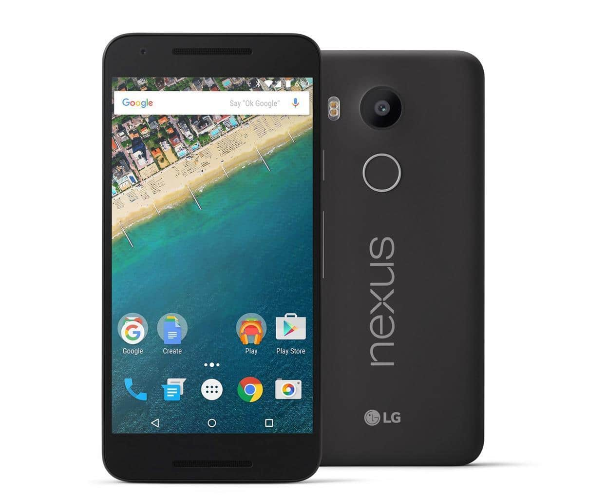LG Nexus 5X H790 16GB (Factory GSM Unlocked) 4G LTE Android Smartphone $280 + Free Shipping (eBay Daily Deal)