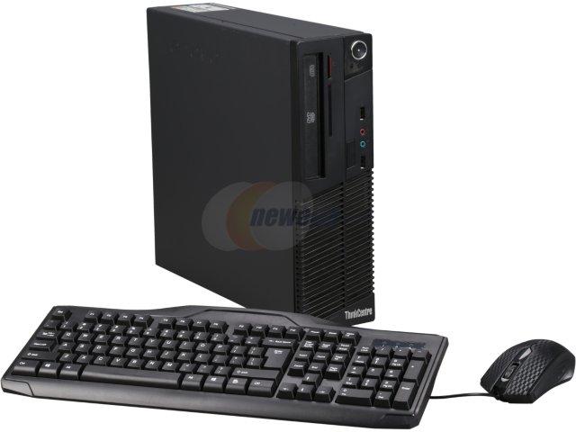 Lenovo M71E Desktop (Refurbished): Pentium G630, 250GB HDD, Win 7 Pro  $80 after $20 Rebate + Free S&H
